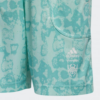 adidas D.O.N Issue #2 Reversible Kids Shorts ''Clear Mint''