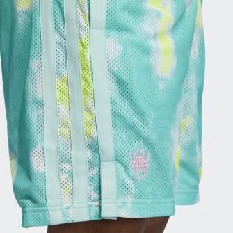 adidas Donovan Mitchell Aeroready Shorts ''Acid Mint''