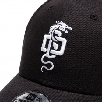 New Era Goran Dragić 9Forty Cap ''Black''