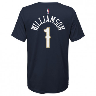Nike New Orleans Pelicans Zion Williamson T-Shirt ''College Navy''