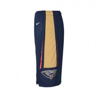 Nike NBA New Orleans Pelicans Swingman Kids Shorts ''Blue''