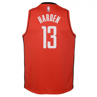 Nike Houston Rockets James Harden Swingman Jersey ''University Red''