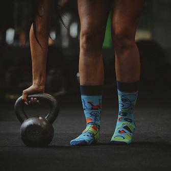 Monkey Freek Fitness Socks