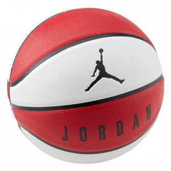 Košarkarska žoga Air Jordan Playground ''Red/White'' (7)