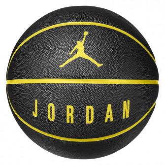 Air Jordan Ultimate 8P Basketball (7) ''Black/Yellow''