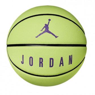 Air Jordan Ultimate 8P Indoor/Outdoor Basketball (7) ''Liquid Lime''