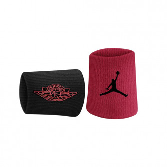 Air Jordan Jumpman x Wings Wristbands ''Black/Red''