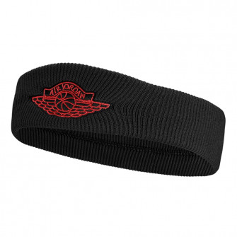 Air Jordan Wings Headband 2.0 ''Black/Red''
