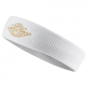 Air Jordan Wings Headband 2.0 ''White/Gold''