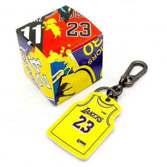 NBA Basketball Keychain LeBron James