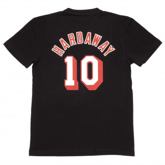 M&N NBA Miami Heat Tim Hardaway HWC Edition T-Shirt ''Black''