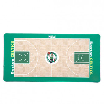 NBA Boston Celtics Basketball Court Style Mouse Pad