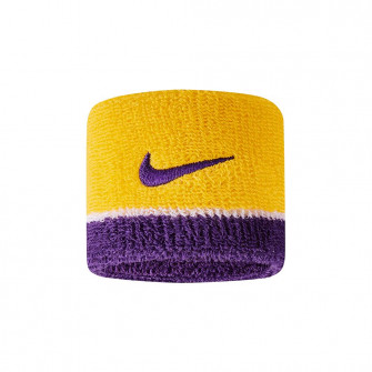 Nike NBA Los Angeles Lakers Wristbands