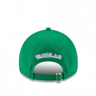 New Era NBA Dallas Mavericks Hardwood Classics Nights 9Twenty Cap ''Green''