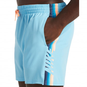 Nike Volley Retro Stripe 5'' Swimming Shorts ''Blue Gaze''