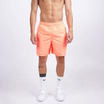 Nike Solid Lap 7'' Volley Swimming Shorts ''Bright Mango''