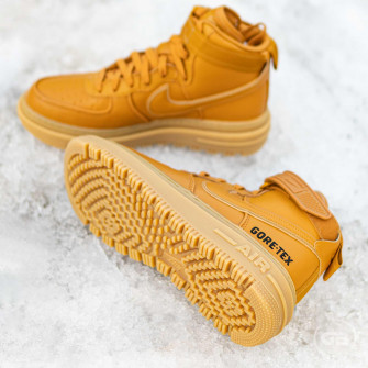 Nike Air Force 1 GTX Boot ''Wheat Flax''