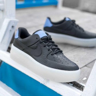 Nike Air Force 1 Sage Low LX WMNS ''Black''