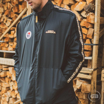 Nike Giannis Coming To America Jacket ''Black''