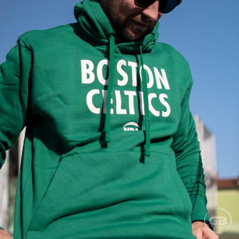 Nike NBA City Edition Logo Boston Celtics Hoodie ''Clover''