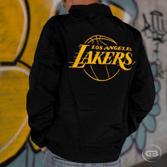 Nike NBA Lakers Essential Lightweight Jacket ''Black''