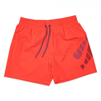 Nike Logo 5'' Volley Swimming Shorts ''Red''