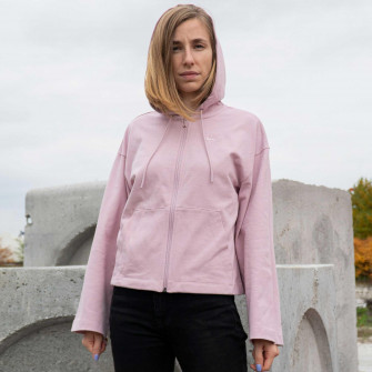 Nike Sportswear Full-Zip WMNS Hoodie ''Plum Chalk''