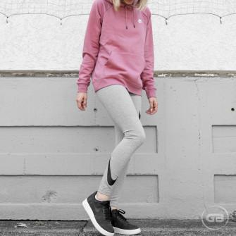 Nike Sportswear Leg-A-See Swoosh Leggings ''DK Grey Heather''