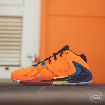 Nike Zoom Freak 1 ''Total Orange''