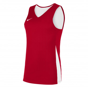 Nike Team Basketball Reversible Tank ''White/Gym Red''