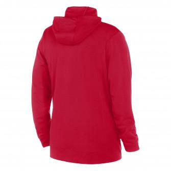 Nike Team Basketball Full-Zip Hoodie ''Red''