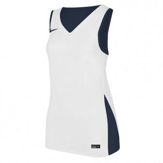Nike Team Basketball Reversible WMNS Tank ''Blue/White''