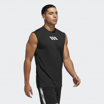 adidas Pro Madness Tank Top ''Black''