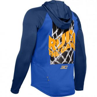 UA SC30 Hoodie ''Blue''