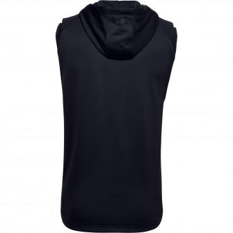 UA SC30 Sleeveless Hoodie ''Black''
