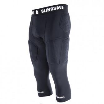 Blindsave PRO+ 3/4 Tights ''Black''