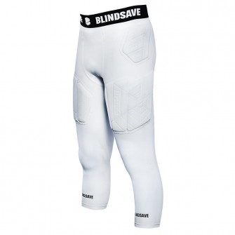 Blindsave PRO+ 3/4 Tights ''White''