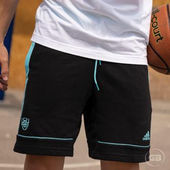 adidas Donovan Mitchell D.O.N. Shorts ''Black Mint''