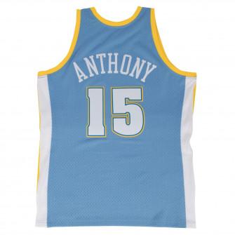 M&N NBA Denver Nuggets 2003-04 Swingman Jersey ''Carmelo Anthony''