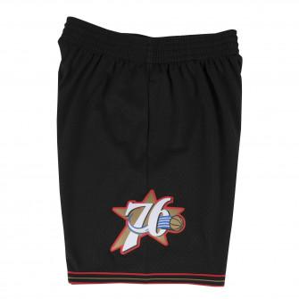 M&N NBA Philadelphia 76ers 2000-01 Swingman Shorts ''Black''