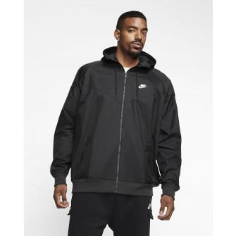 Nike Sportswear Windrunner  Hooded Windbreaker ''Black''