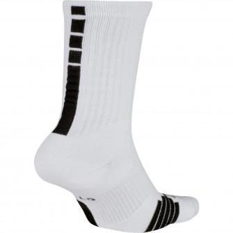 Nike Elite Crew Socks ''White/Black''