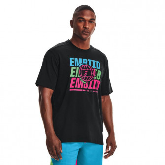 UA Embiid Graphic T-Shirt ''Black''
