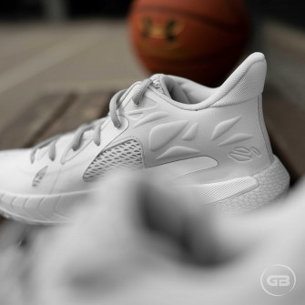 Under Armour HOVR Havoc 3 ''White/Halo Gray''