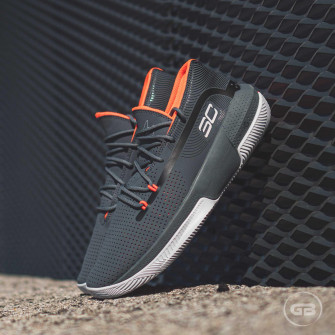 Under Armour SC 3ZER0 III ''Pitch Gray''