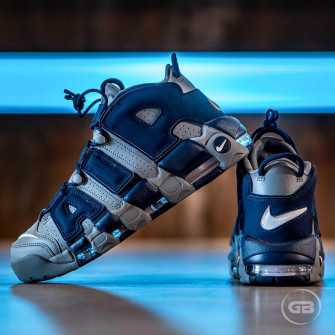"""Nike Air More Uptempo '96 """"Georgetown"""""""