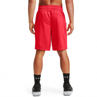 UA SC30 Underrated Shorts ''Red''