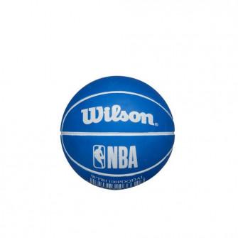 Wilson NBA Dallas Mavericks Dribbler Mini Bounce Ball