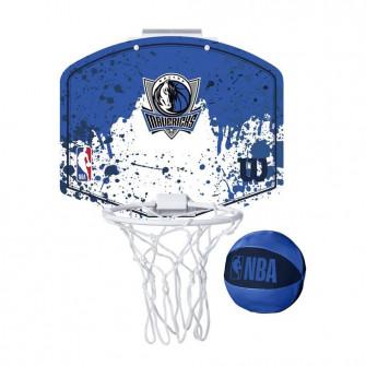 Wilson NBA Team Dallas Mavericks Mini Hoop