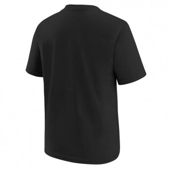 Air Jordan NBA Jumpman Milwakee Bucks Kids T-Shirt ''Black''